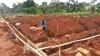 Bau der Krankenstation (14)