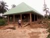 Bau der Krankenstation (43)